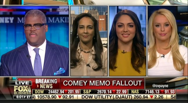 Harmeet Dhillon Live on FOX Business, Comey Memo Fallout - Dhillon Law Group
