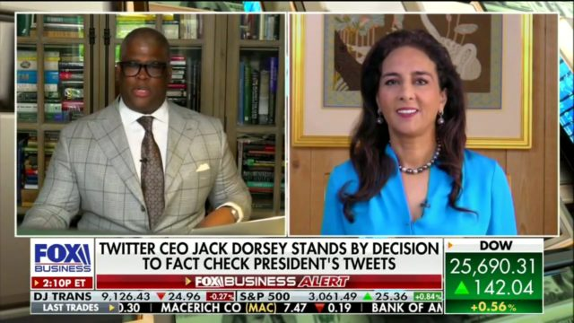 Dhillon on Social Media Executive Order Comes After Twitter Fact Checked Trump's Tweets On Mail-in Voting